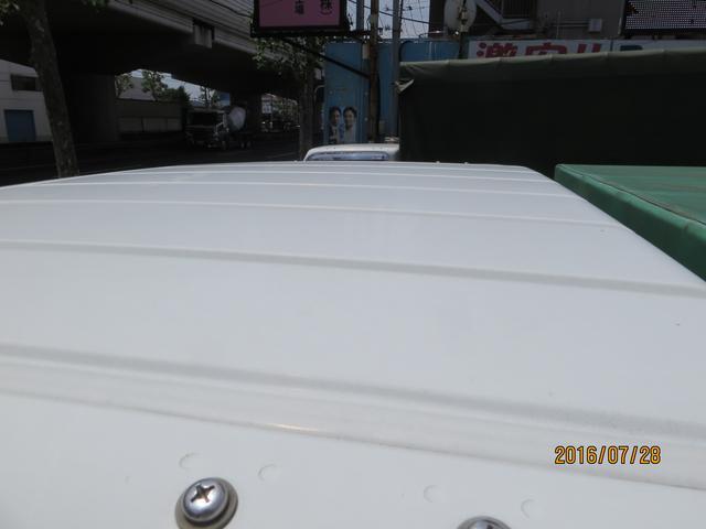 三菱ふそう キャンター ロング低床 幌付き 3100×1600×1100mm