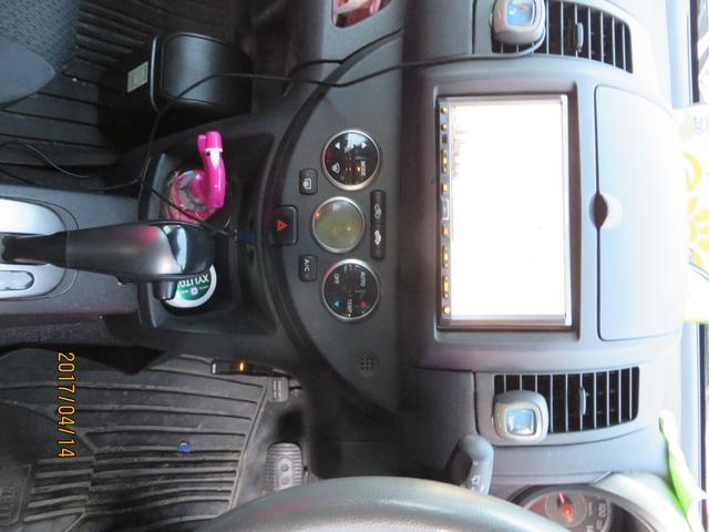 日産 ノート ライダー オーテックバージョン HDDナビ ETC エアロ