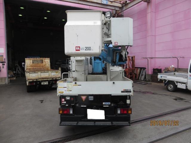 トラック AC MT 修復歴無 ワンオーナー 3名乗り(7枚目)