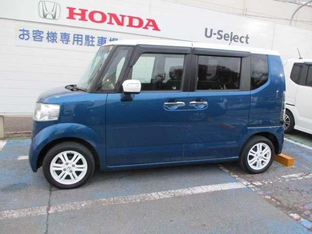 「ホンダ」「N-BOX+カスタム」「コンパクトカー」「千葉県」の中古車3