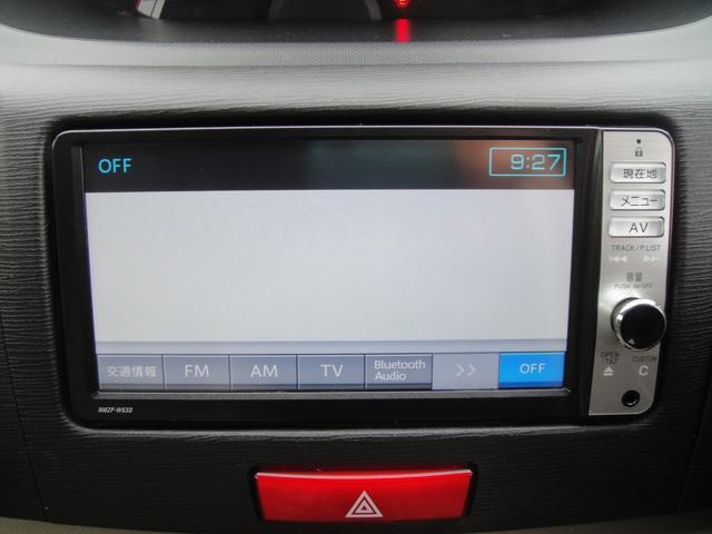 オーディオはフルセグ・AM・FM・CD・DVD再生・Bluetooth・AUX接続対です!!