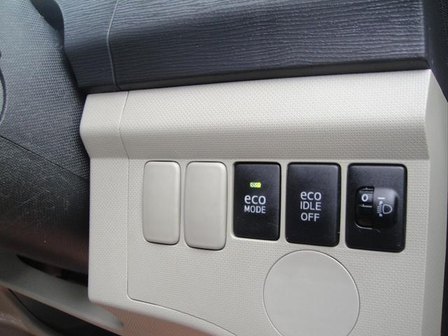 右からヘッドライトレベライザー、アイドリングストップキャンセルスイッチ、エコモードスイッチです!!