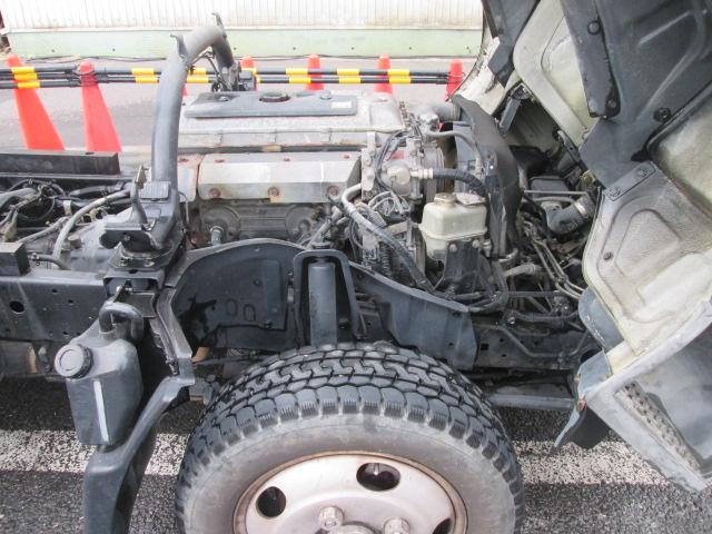 三菱ふそう キャンター 全低床強化ダンプ 2t積 オートマチック 新免許対応