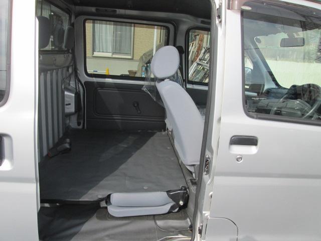 デッキバンG 4WD ワンオーナー ハイルーフ ピックアップ(7枚目)