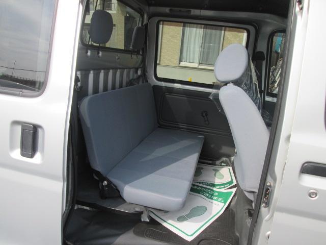 デッキバンG 4WD ワンオーナー ハイルーフ ピックアップ(8枚目)