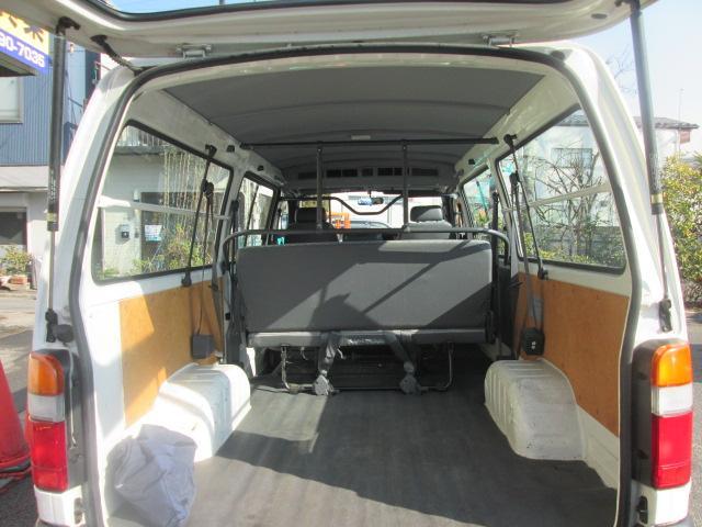 ロングDX GLパッケージ9人乗WAC3列シート4ナンバー(5枚目)