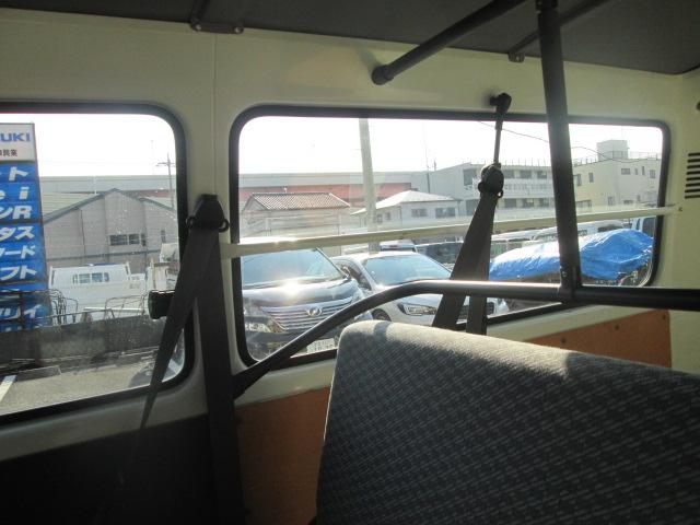 ロングDX GLパッケージ9人乗WAC3列シート4ナンバー(7枚目)