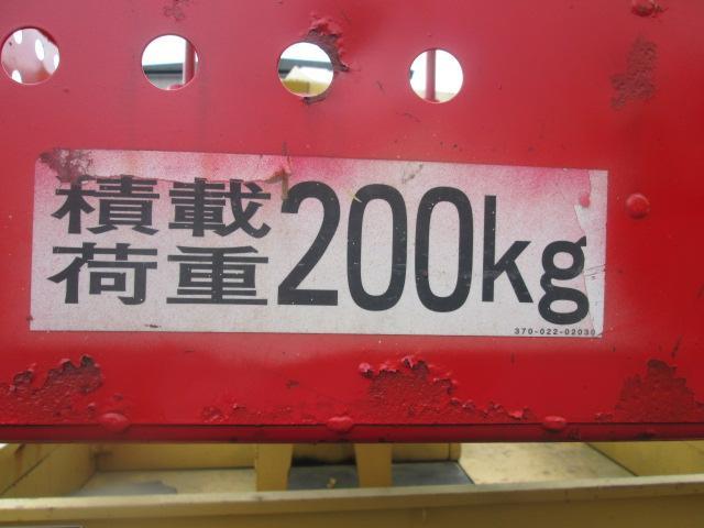高所作業車 タダノAT-121TG 上物動作確認済み(5枚目)