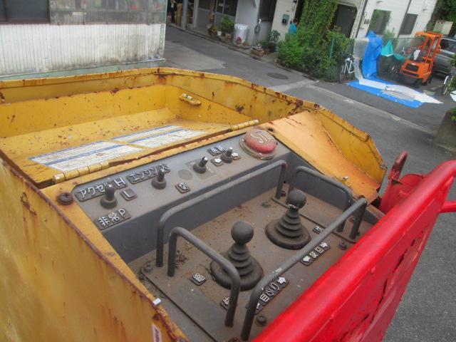 高所作業車 タダノAT-121TG 上物動作確認済み(11枚目)
