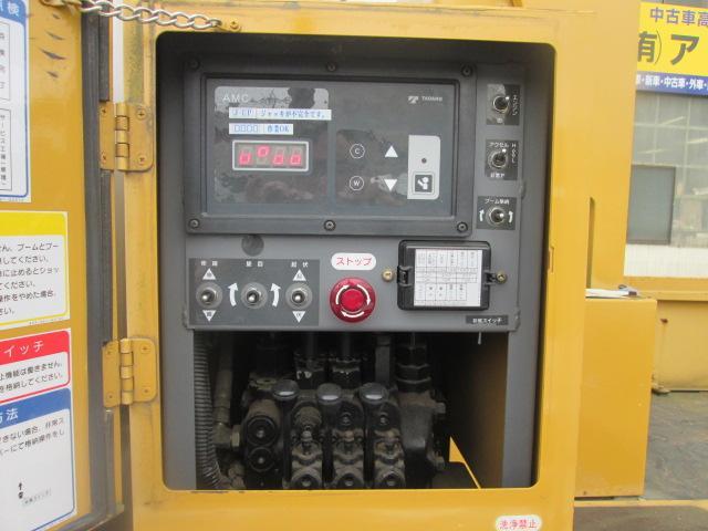 高所作業車 タダノAT-121TG 上物動作確認済み(17枚目)