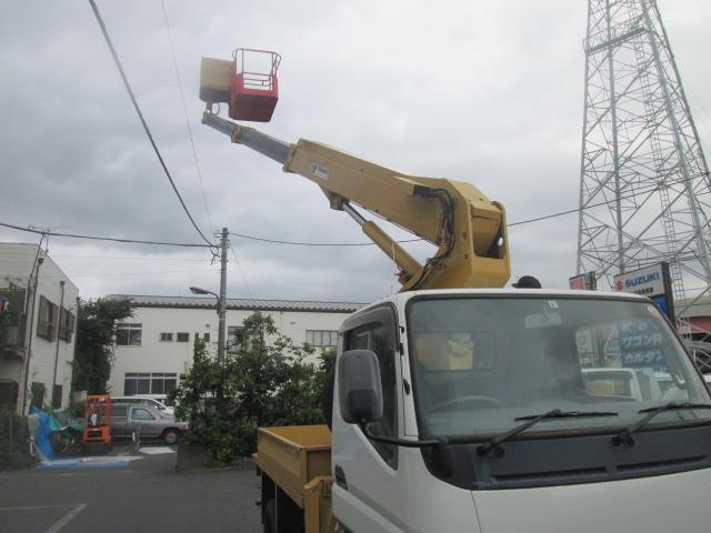 高所作業車 タダノAT-121TG 上物動作確認済み(19枚目)
