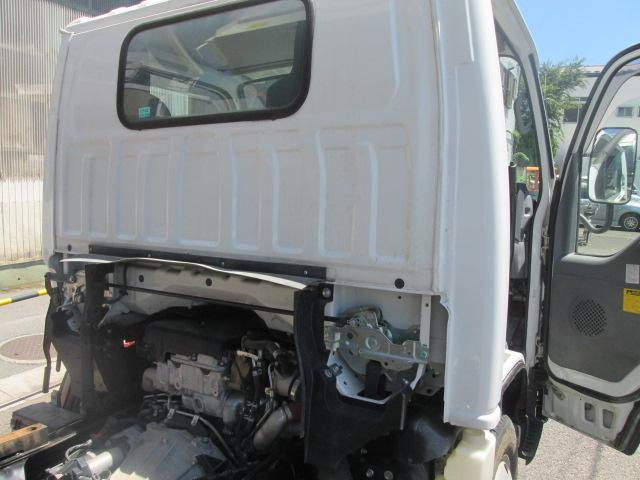 強化フルフラットローダンプ 2T積 車両総重量5T未満5MT(9枚目)