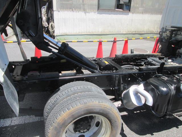 強化フルフラットローダンプ 2T積 車両総重量5T未満5MT(10枚目)