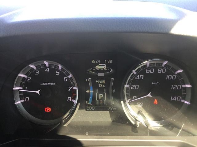 カスタム RS ハイパーリミテッドSAIII 試乗車UP(20枚目)