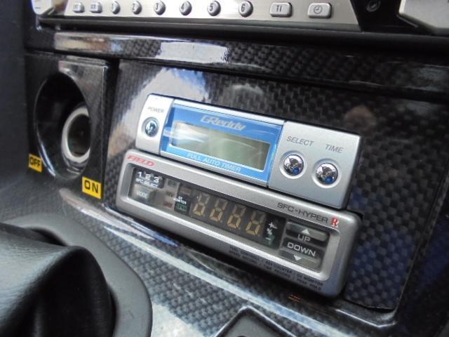 25GT-Xターボ  トラスト車高調 レカロ タイベル交換済(18枚目)