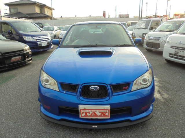 WRX STi 車高調 マフラー ETC(5枚目)