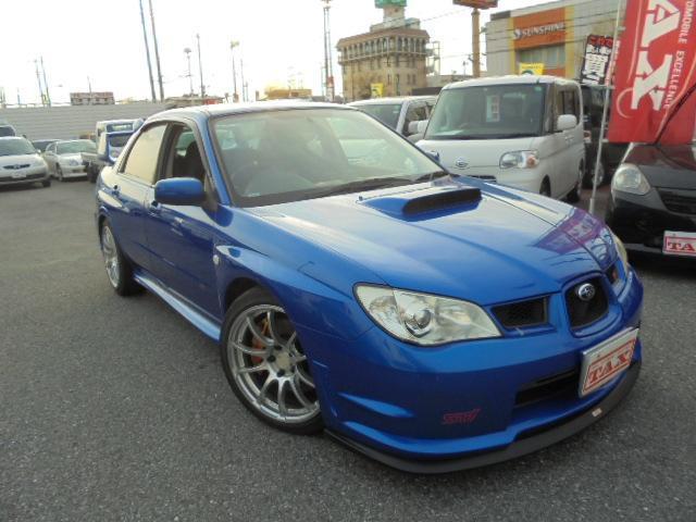 WRX STi 車高調 マフラー ETC(6枚目)