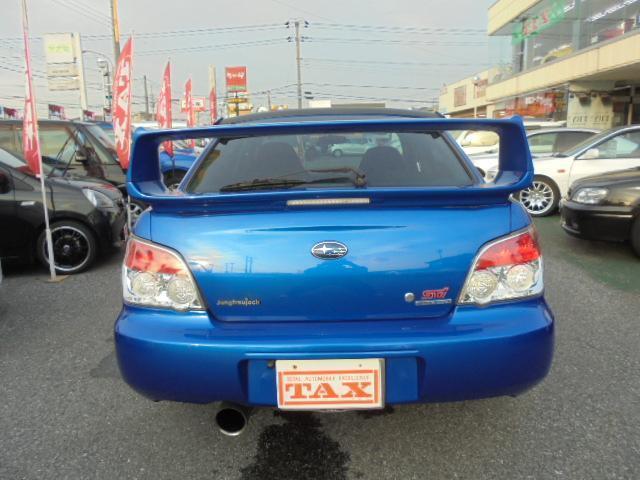 WRX STi 車高調 マフラー ETC(8枚目)