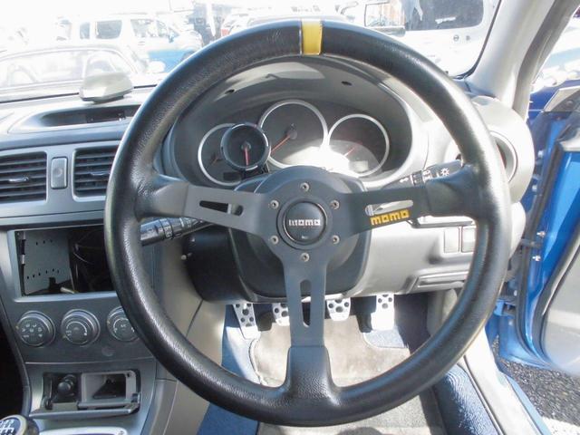 WRX STi 車高調 マフラー ETC(15枚目)