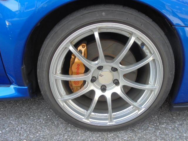 WRX STi 車高調 マフラー ETC(22枚目)