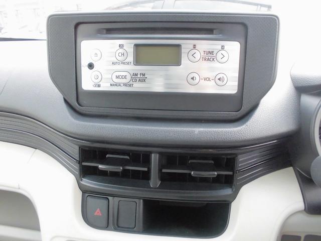 ダイハツ ムーヴ L SA2 レーダーブレーキ 純正CD
