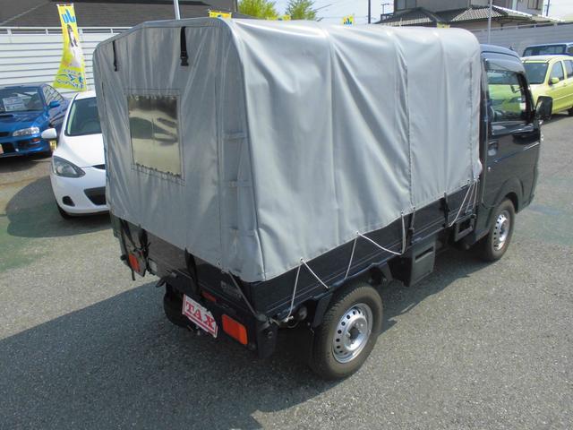 スズキ キャリイトラック KX 幌 オートマ キーレス ABS Wエアバック