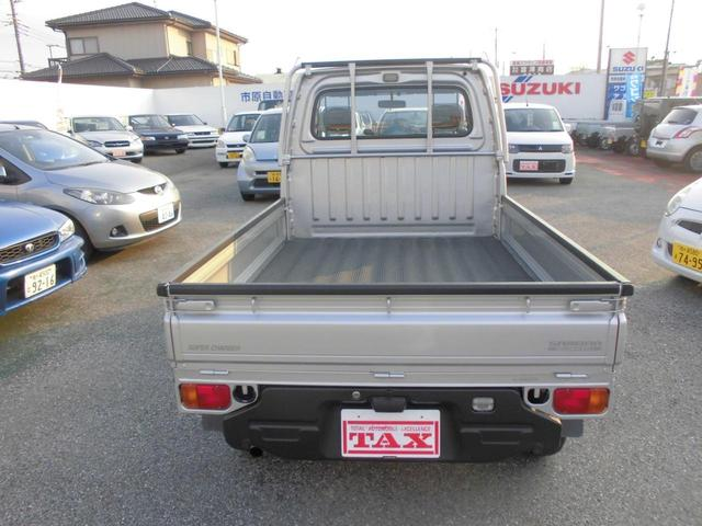 TC-SC 4WD ETC キーレス エアコン 三方開荷台(9枚目)