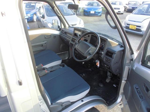 TC-SC 4WD ETC キーレス エアコン 三方開荷台(12枚目)