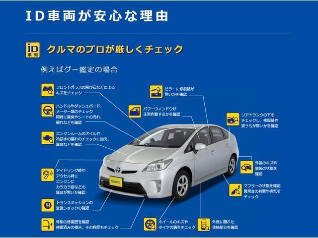GOO鑑定車両制度推進店です!!第三者機関(JAAA日本自動車鑑定協会)の鑑定士により細かく車両の状態の鑑定を行っております。鑑定書にて、お車の詳細な状態が確認できます。