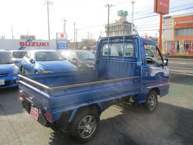 「スバル」「サンバートラック」「トラック」「千葉県」の中古車4