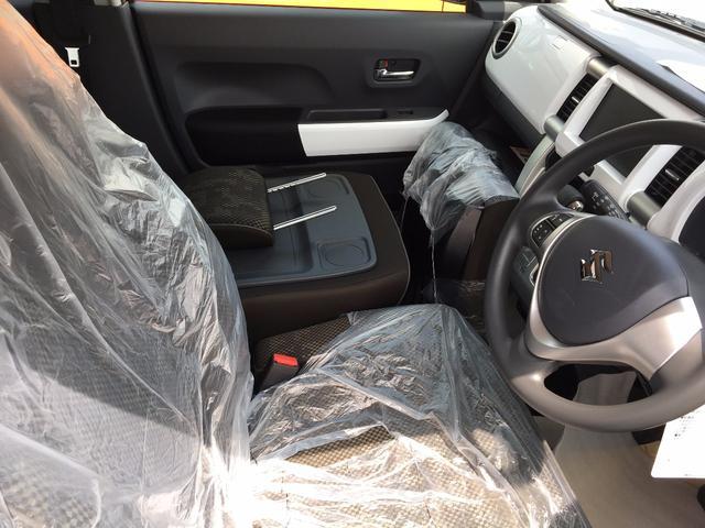 スズキ ハスラー Fリミテッド デュアルカメラブレーキサポート 登録済未使用車
