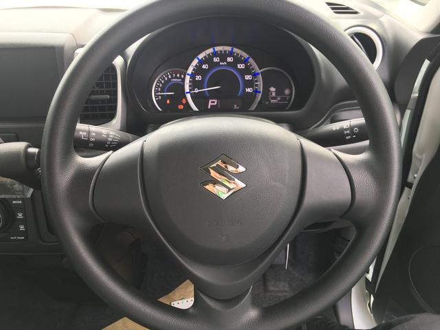スズキ スペーシア G 登録未使用車 ベンチシート フルフラット