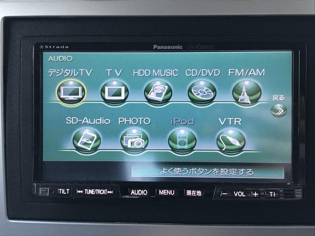 スポーツ NAVI TV サイドカメラ バックカメラ 4WD(6枚目)