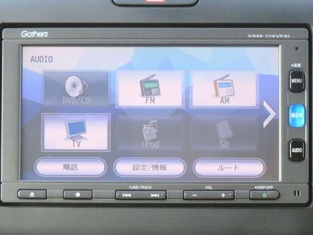 各種オーディオソースに対応しています。
