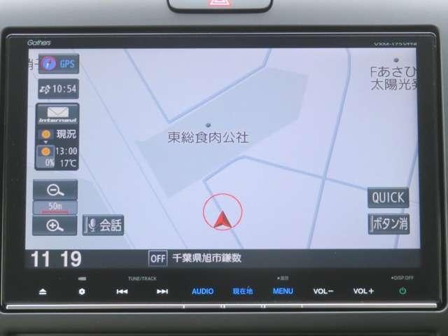 ハイブリッド・Gホンダセンシング デモカーアップ Mナビ E(2枚目)