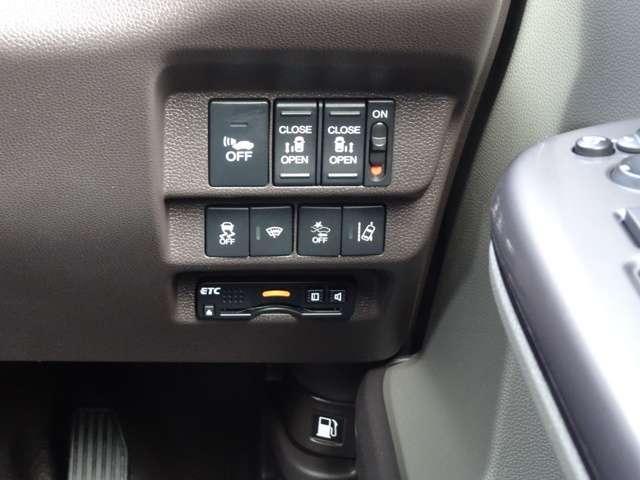 ハイブリッド・Gホンダセンシング デモカーアップ 両側電動スライドドア 純正ナビ アダプティブ・クルーズ・コントロール 無料保証2年付き走行距離無制限 ETC バックカメラ 衝突軽減ブレーキ(6枚目)