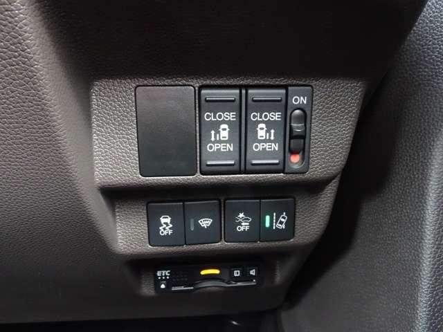ハイブリッド・Gホンダセンシング 認定中古車 弊社デモカー ギャザズメモリーナビ フルセグ リアカメラ ETC 両側電動パワースライドドア シートヒター LEDヘッドライト+LEDアクティブコーナリングライト(12枚目)