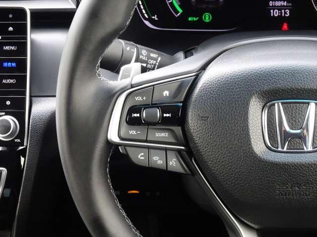 LX 認定中古車 ワンオーナーHonda SENSING Hondaインターナビ+リンクアップフリー+ETC2.0車載器 電子制御パーキングブレーキ シートヒーター(14枚目)