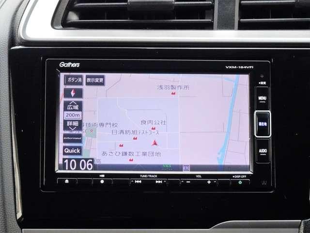 L ホンダセンシング レンタカー使用車 ドアバイザー クルーズコントロール ギャザズナビ ETC バックカメラ(2枚目)