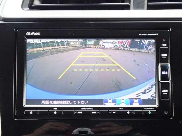 L ホンダセンシング レンタカー使用車 ドアバイザー クルーズコントロール ギャザズナビ ETC バックカメラ(4枚目)