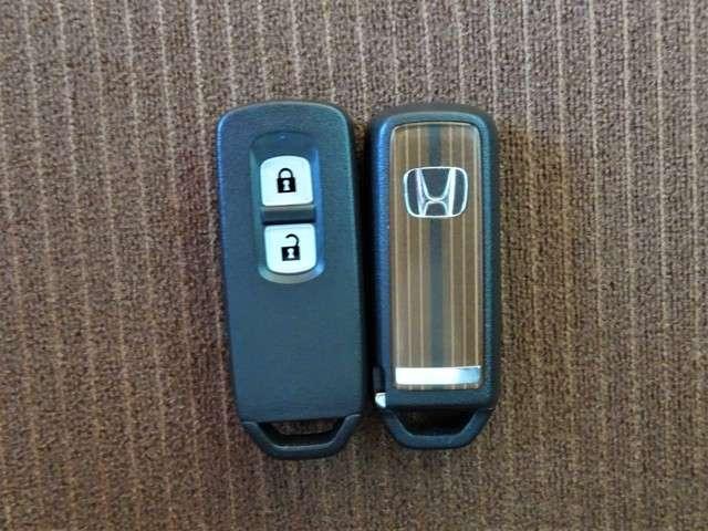 キーをポケットやバック等から取り出すことなく、ドアの施錠・解錠が可能なスマートキー