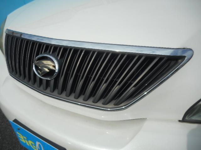 トヨタ ハリアー 240G プレミアムL 純正マルチ JBL Pバックドア