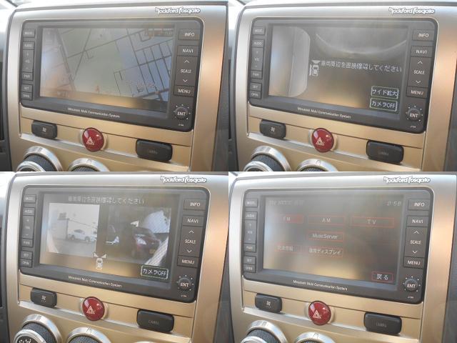Gプレミアム MMCS両パワFSRカメラ後席モニタ社外AW(10枚目)