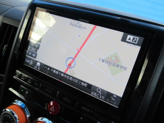 アクティブギア 特別仕様車 アルパイン 9インチBIGX CD/DVD再生 BTオーディオ 地デジ 両パワスラ 後席フリップダウンモニター Bカメラ ETC シートヒーター ハーフレザーシート(40枚目)