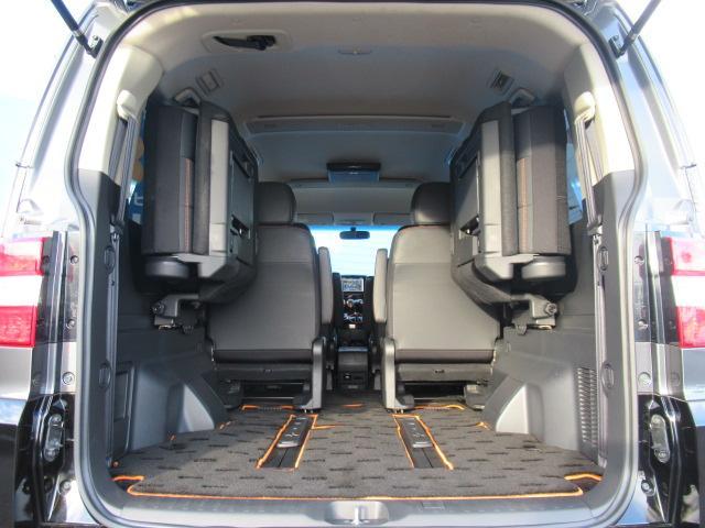 アクティブギア 特別仕様車 アルパイン 9インチBIGX CD/DVD再生 BTオーディオ 地デジ 両パワスラ 後席フリップダウンモニター Bカメラ ETC シートヒーター ハーフレザーシート(73枚目)
