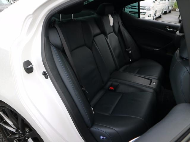 レクサス IS F ベースグレード 黒革 クリソナ シートヒーター