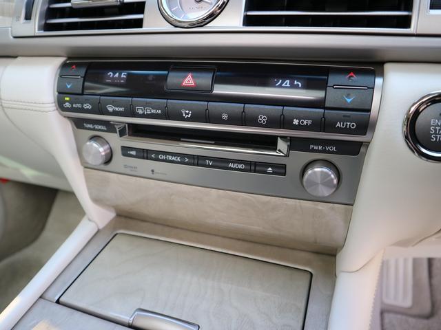 レクサス LS LS460 バージョンC Iパッケージ1オーナーSRプリクラ