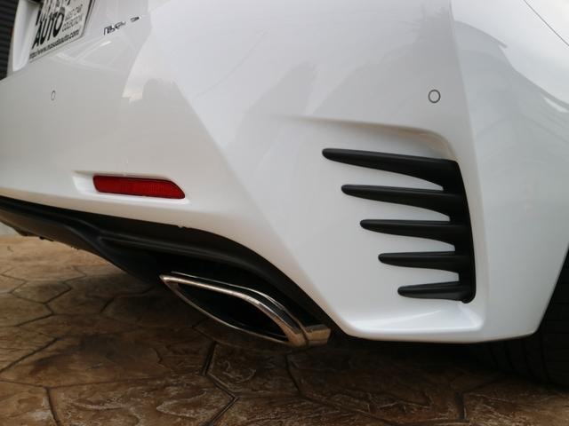 RC350 Fスポーツ 三眼LEDヘッドライト クリアランスソナー プリクラッシュセーフティー レーダークルーズ ブラインドスポットモニター オレンジキャリパー(52枚目)
