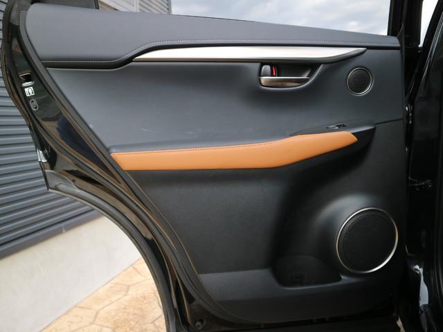 NX300h Iパッケージ 1オーナー PKSB BSM サンルーフ クリアランスソナー パワーバックドア 三眼LEDヘッド AHS(38枚目)