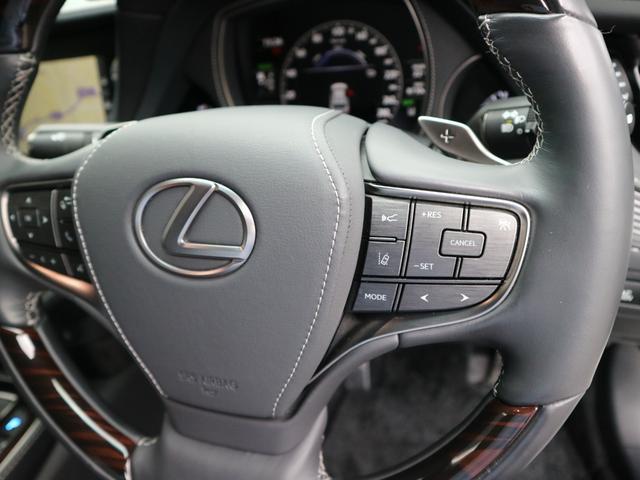 LS500h バージョンL モデリスタエアロキット スパッタリング塗装20インチ マークレビンソンオーディオ サンルーフ ドラレコ(28枚目)